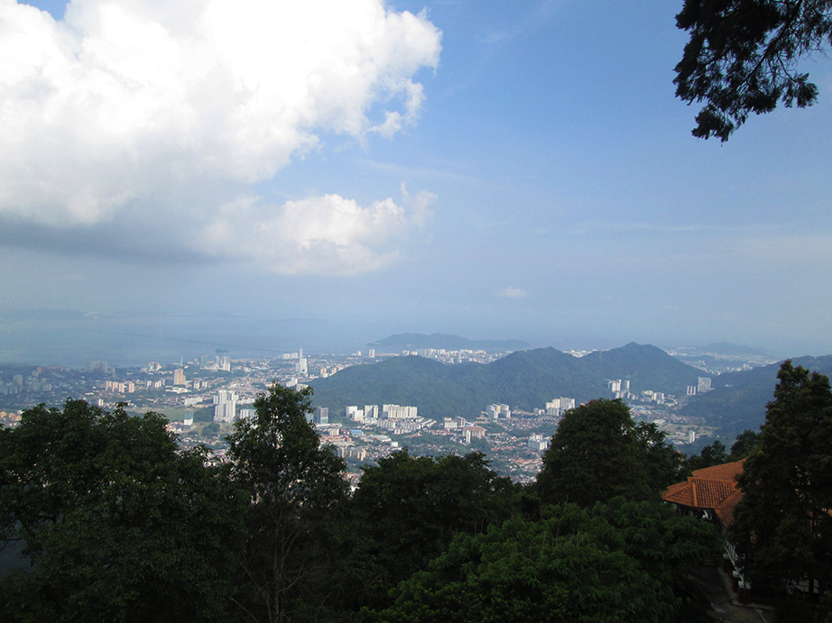Bukit Bendara, Penang Hill in Malaysia